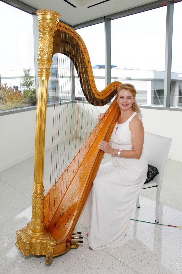 Heavenly Harping!