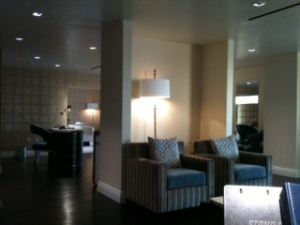 Brand-new suite on The London's newly renovated 9th Floor.  Closer to Heaven!