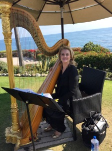 Playing for a most lovely couple, Judita and Anthony at their wedding by the sea on a perfect day!