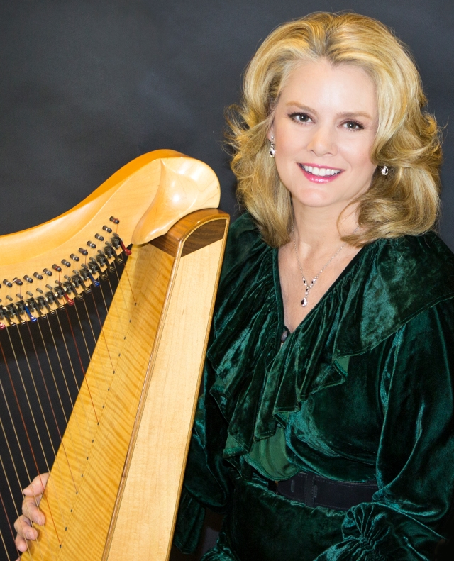 Peggy Skomal Celtic Harp